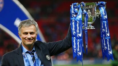 Mourinho nunca había estado tan alejado de la dirección técnica de un equipo, esta vez estuvo 11 meses sin actividad.
