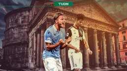 CR7 se rinde ante Immobile, goleador de la Serie A