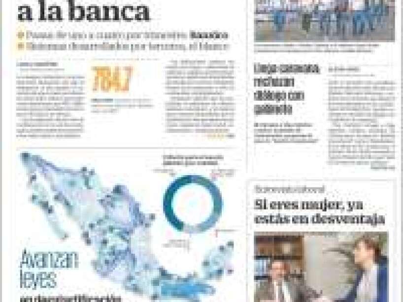 Kobe Bryant, periódico, EL UNIVERSAL.jpg