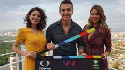 """Primeras imágenes de Adrián Uribe en su primer protagónico en """"Como tú no hay dos"""""""