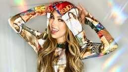Thalía comparte audios con sus fans y presume que es toda una políglota