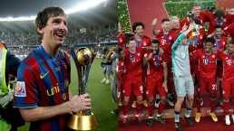Recuento de los sextetes del Barcelona y Bayern Múnich
