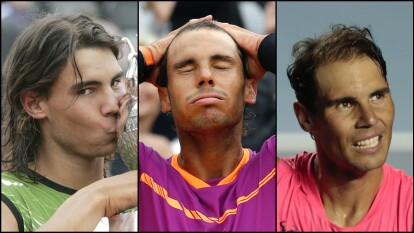 Rafael Nadal, tenista español, considerado como uno de los mejores en la historia del deporte blanco, está celebrando su cumpleaños #34 este 3 de junio.