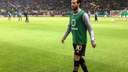 El atacante del LAFC saldrá como capitán en la Concachampions. | El LAFC y Carlos Vela ya se ejercitan previo a enfrentar al León por la Concachampions.