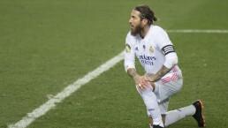 Sergio Ramos forzó su presencia ante el Athletic de Bilbao