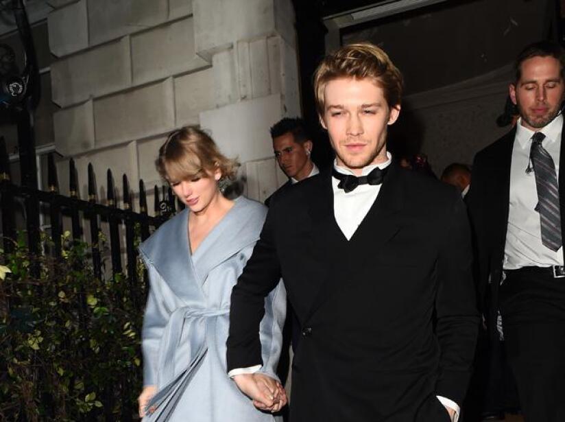 'Lover' y otras canciones que Taylor Swift le ha dedicado a sus novios
