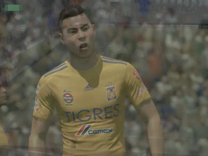 Santos vs Tigres, eLiga MX, 8.png