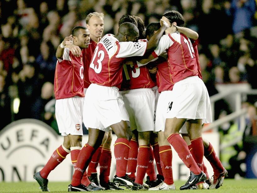 Arsenal v Rosenborg