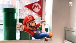Conoce la tienda-museo de Nintendo en Nueva York