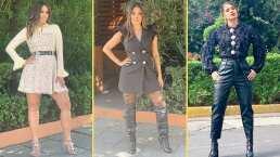 Galilea Montijo regalará un cambio de look y algunos de sus vestidos a quien más done en el Teletón