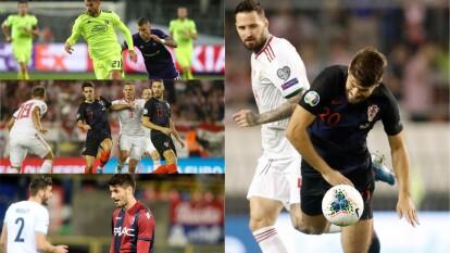 Croacia golea en casa y consigue los tres puntos frente a Hungría.