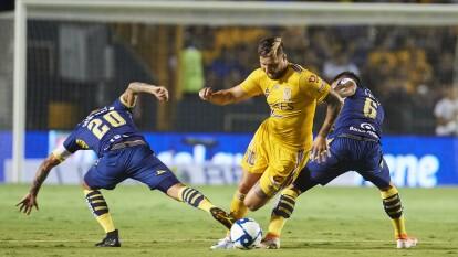 Ve las mejores imágenes del encuentro entre Tigres y Morelia, correspondiente a la Jornada 1 del Torneo Apertura 2019 de la Liga MX