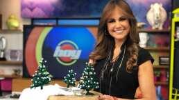 """""""Lúzete"""": Aprende a elaborar un pino navideño con limpiapipas"""