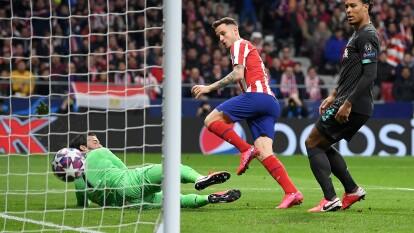 De las últimas cinco ocasiones que se han enfrentado, los del Cholo han vencido en dos ocasiones, han caído una y han empatado dos. En la ida, Liverpool cayó por la mínima diferencia.