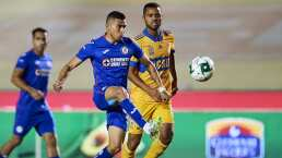 Orbelín Pineda, sensible baja en Cruz Azul para duelo ante Tigres