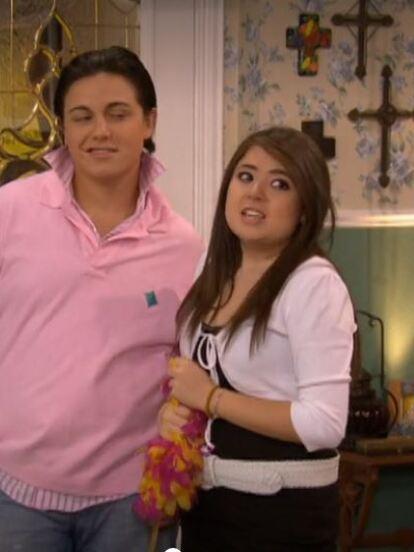 Ricky fue el primer novio de Martina en Una familia de diez. <br><br>Apareció por primera vez en la primera temporada de la serie, dentro del capítulo 12, llamado: Martina y Ricky. </br></br>