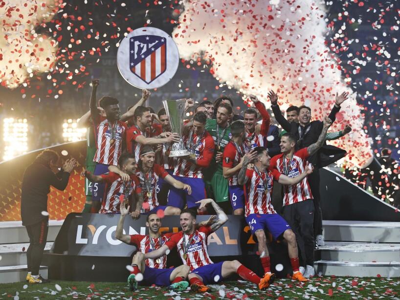 APTOPIX France Soccer Europa League Final