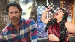 Michelle Rodríguez le canta una cumbia a Sebastián Rulli y el responde con un bailecito