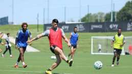 Alan Pulido y Sporting Kansas City regresaron a la actividad