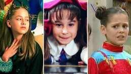 Así han cambiado las niñas villanas más odiadas de las telenovelas infantiles