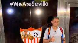 Chicharito ya está en Sevilla para sellar su fichaje