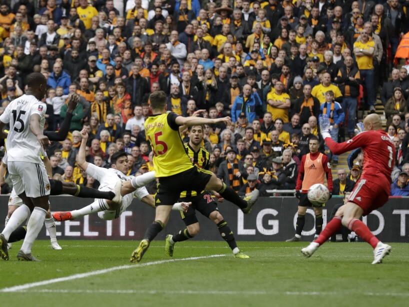 APTOPIX Britain Soccer FA Cup