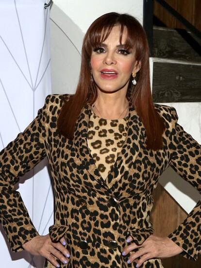 A principios de enero de este año, Lucía Méndez anunció el nacimiento de Victoria, su primera nieta, y quien es hija de Pedro, su único hijo.
