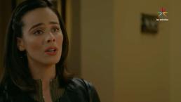 Revive a escena: ¡Fabiola pone a Francisco en su lugar!