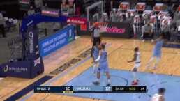 Denver Nuggets baten a Grizzlies en emocionante final