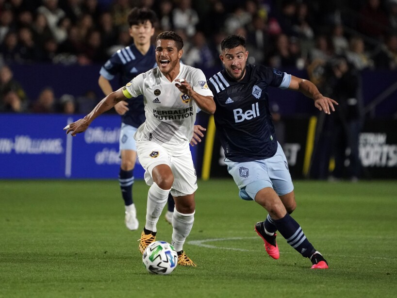 MLS: Vancouver Whitecaps FC at LA Galaxy