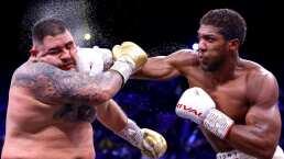 Estas son las tarjetas de la pelea entre Andy Ruiz y Anthony Joshua