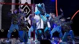 """Cebra canta """"Uptown Funk"""" en el quinto programa de ¿Quién es la Máscara?"""