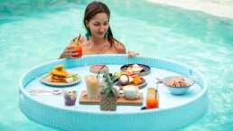 ¿Qué tan malo es nadar después de comer? ¡El misterio ha sido resulto de una vez por todas!