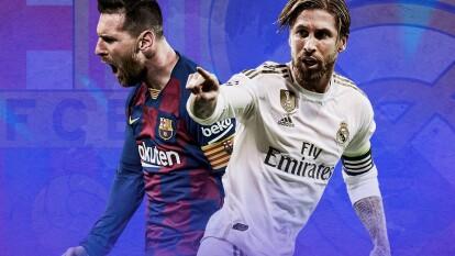 En fase de grupos de Champions League, 140 equipos han participado, pero los récords son para los dos grandes del futbol español.