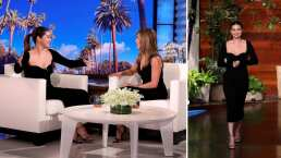 Selena Gomez confiesa haber sufrido un 'paro cardiaco' al conocer a su ídolo, Jennifer Aniston
