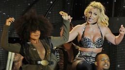 Britney Spears vive bochornoso momento en uno de sus shows
