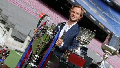 """""""Es un honor ser el cuarto jugador extranjero con más partidos jugados de toda la historia del Barça…"""", declaró el zaguero que consiguió 13 títulos con los culés."""
