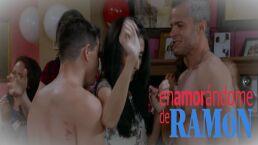 Revive la escena: ¡Así despidieron su soltería Luisa y Finito!