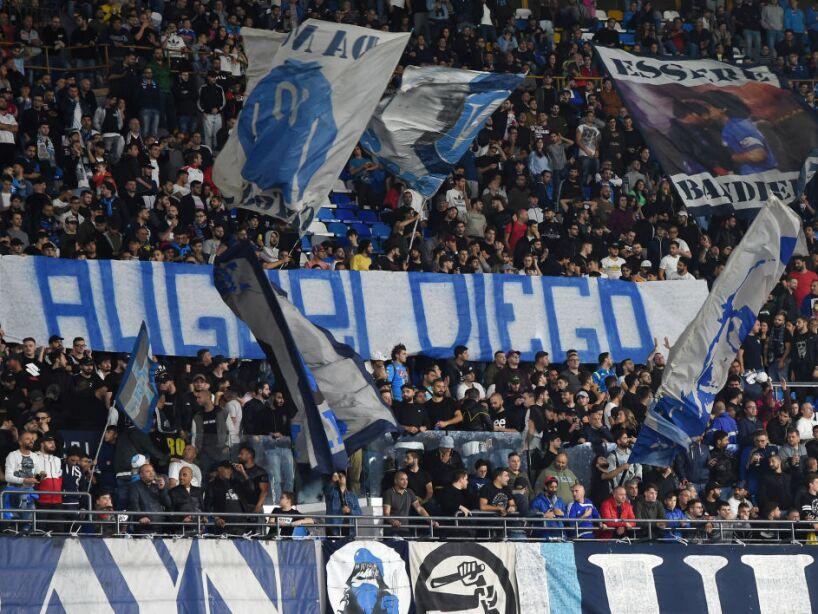 SSC Napoli v Atalanta BC - Serie A