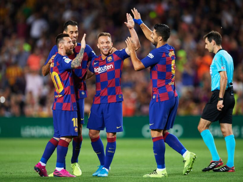 FC Barcelona v Villarreal CF - La Liga