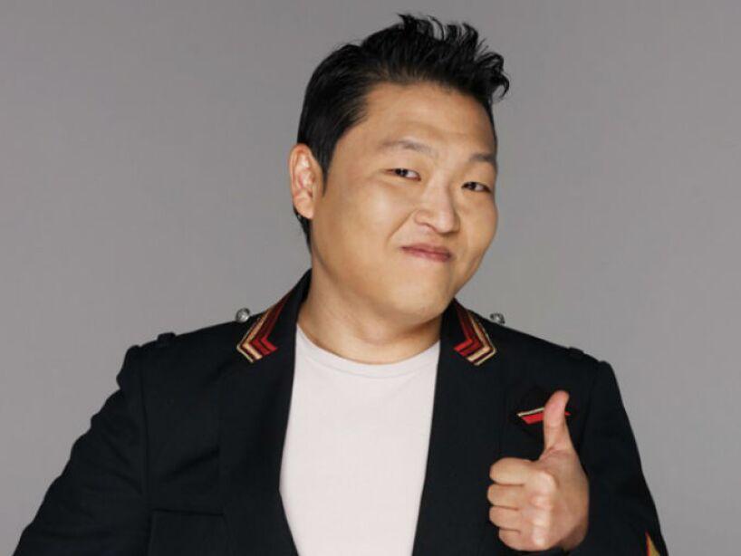 7. PSY: Con Gangnam Style se volvió un fenómeno en Internet, el video cuenta con dos mil millones de reproducciones.