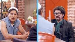 'Luciano' vs. 'Raúl': Esta escena fue cortada de la serie de 'Lorenza, bebé a bordo', pero aquí la tenemos para ti