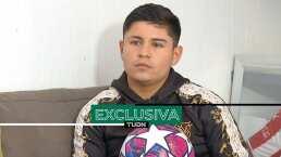 Javier Eduardo López no esperaba salir de Chivas