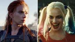 Harley Quinn y Black Widow hacen épico encuentro gracias a sus gemelas rusas de TikTok