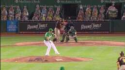 Top 5 MLB: el robo en el jardín izquierdo de Duvall