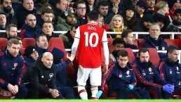 Mesut Özil se descose y explota contra el Arsenal