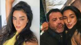 La hija de Eduardo Capetillo sorprende en redes con su voz y confiesa que nadie sabía que podía cantar