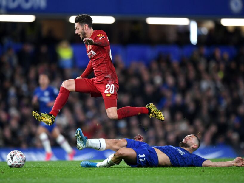 Chelsea FC v Liverpool FC - FA Cup Fifth Round