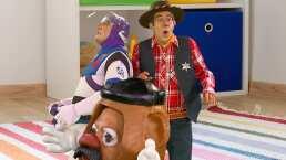 Making of de 'Toy Story' en 'La Parodia': Así sucede la magia