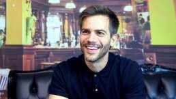 Marc Clotet cuenta en exclusiva detalles del secreto que esconde 'Adrián' en 'Por amar sin ley'